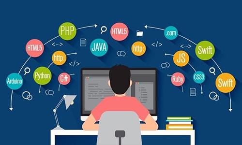 Top Ten Web Designing Languages-min