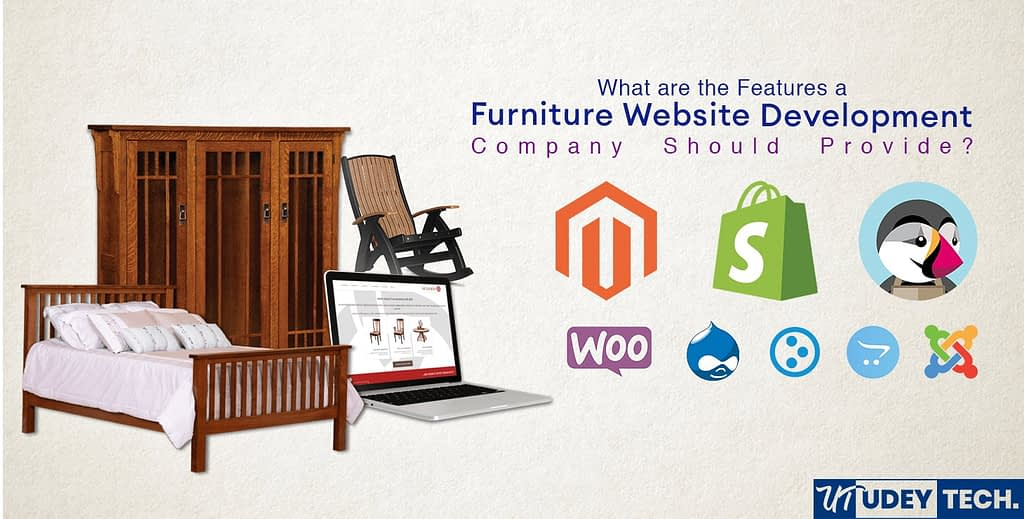 Furniture Website Development