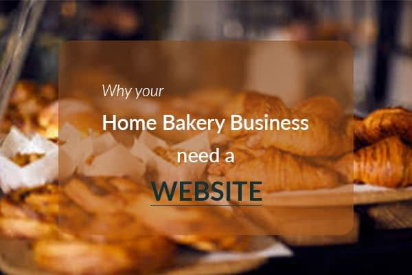online bakery business