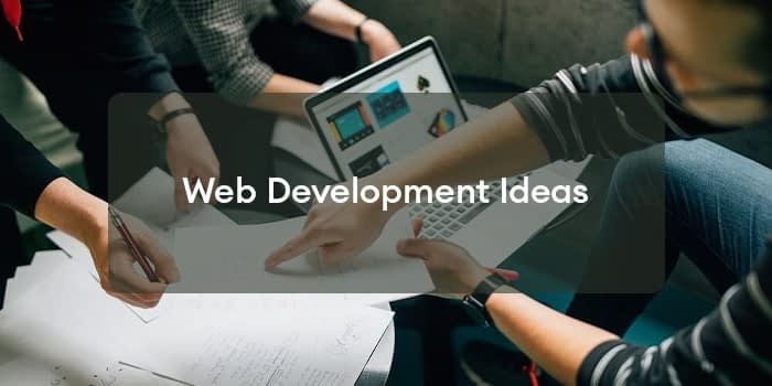 Eight Web Development Ideas to Change the World in 2020-min